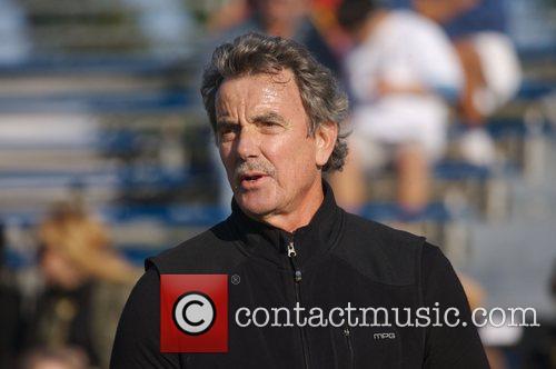 Eric Braeden Bank of the West Pro-Celebrity Tennis...