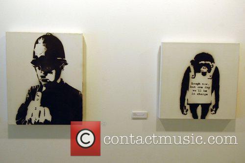 Banksy Art Gallery