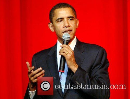Senator Barack Obama A Night at the Apollo...