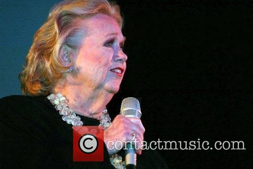 Barbara Cook performing at the Whitman Walker Clinic...