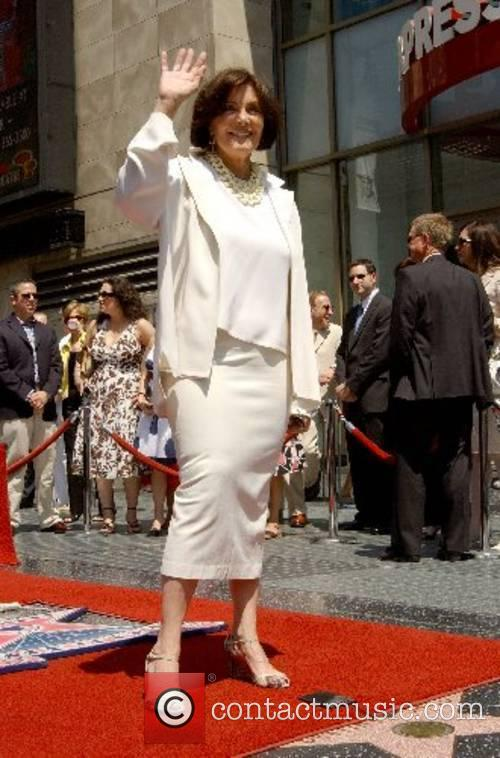 Barbara Walters honored with the 2340th Star on...