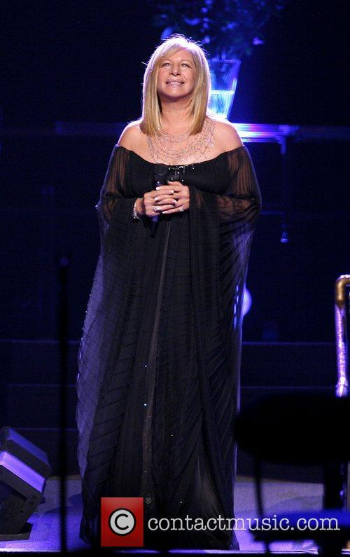 Barbra Streisand, O2 Arena