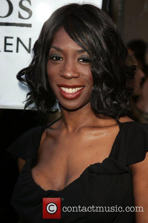 Heather Small 'Home Time' Exhibition at the Getty...