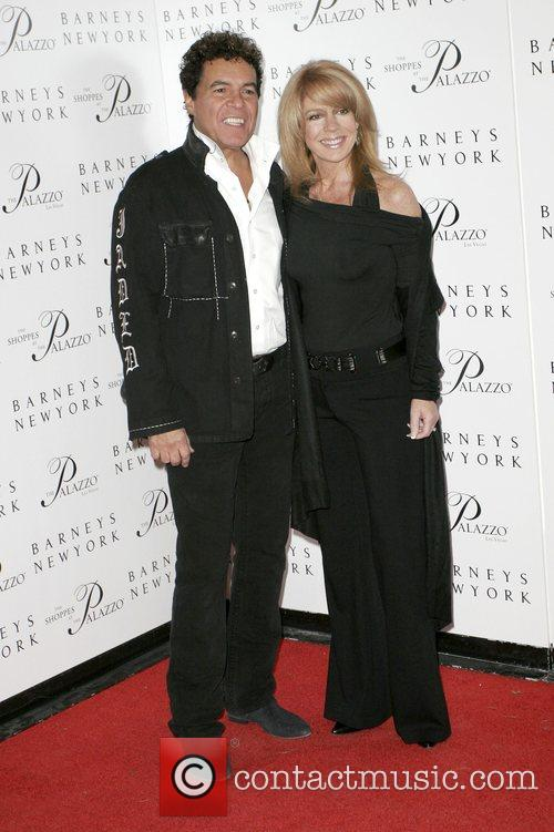 Clint Holmes and Guest Grand opening of Barneys...