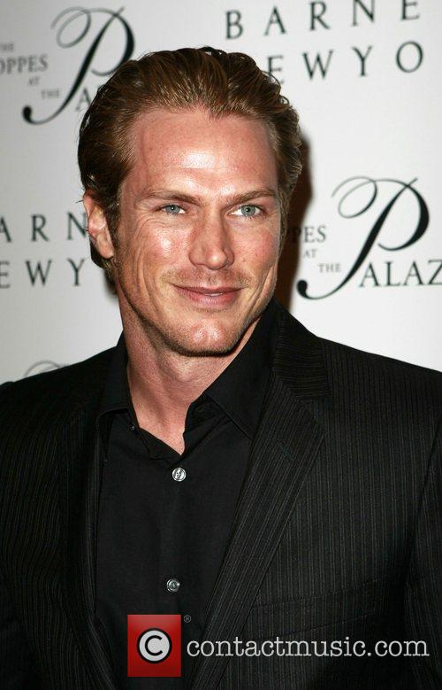 Jason Lewis Grand opening of Barneys New York...