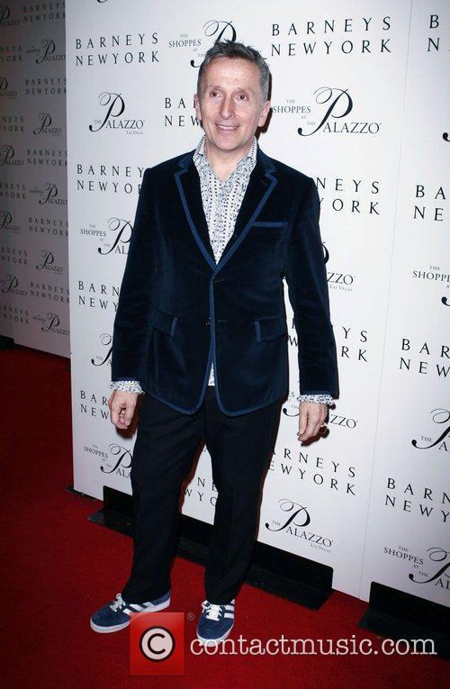 Simon Doonan Grand opening of Barneys New York...