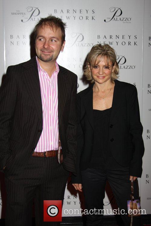 Daniel Negraneau and Jennifer Harmon Grand opening of...