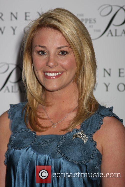 Lauren Nelson Grand opening of Barneys New York...