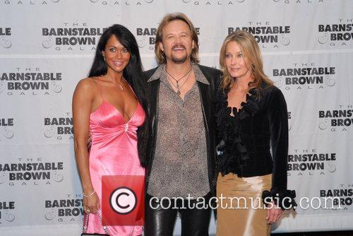 Travis Tritt and Bo Derek