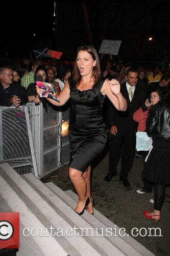 Big Brother 8 - 2007 Eviction at Elstree...