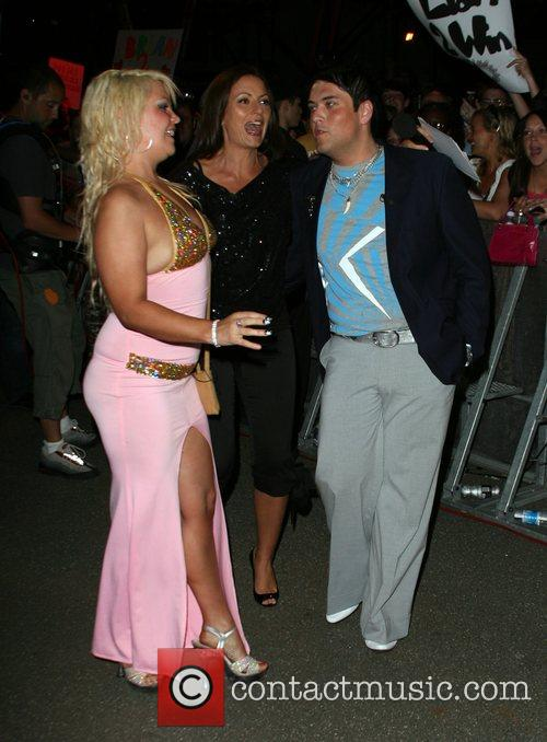 Big Brother, Shanessa Reilly and Davina Mccall 10
