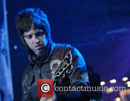 Noel Gallagher BBC's Electric Proms season at the...