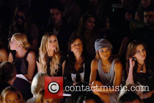Brittany Snow, Ashlee Simpson and Ciara 8