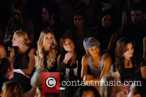 Brittany Snow, Ashlee Simpson and Ciara 5