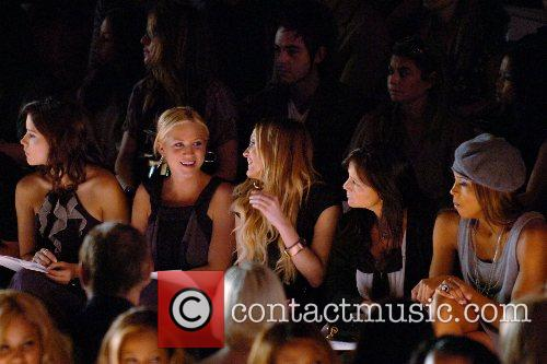 Sophia Bush, Ashlee Simpson, Brittany Snow and Ciara 5