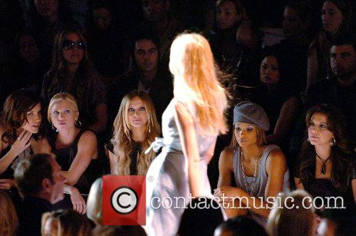 Sophia Bush, Ashlee Simpson, Brittany Snow and Ciara 1
