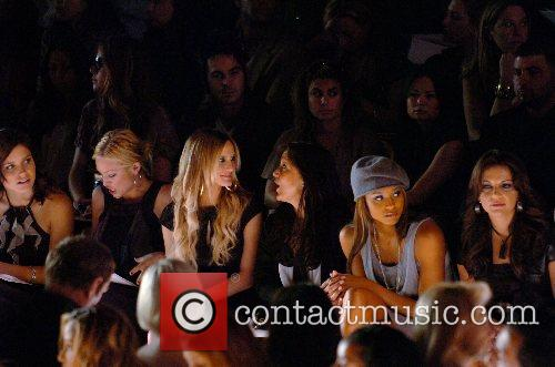 Sophia Bush, Ashlee Simpson, Brittany Snow and Ciara 3
