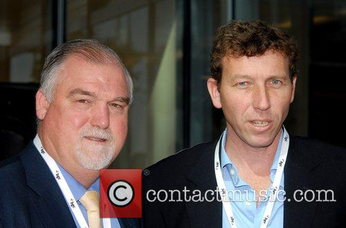 Mike Gatting and Michael Atherton BGC Charity Day...