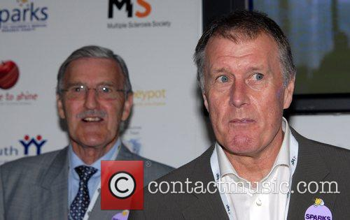 Jimmy Hill and Geoff Hurst BGC Charity Day...