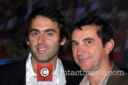 Ronnie O'Sullivan and Phil Daniels BGC Charity Day...