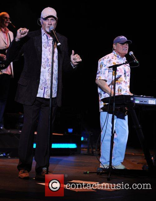 Mike Love and Bruce Johnston from The Beach...