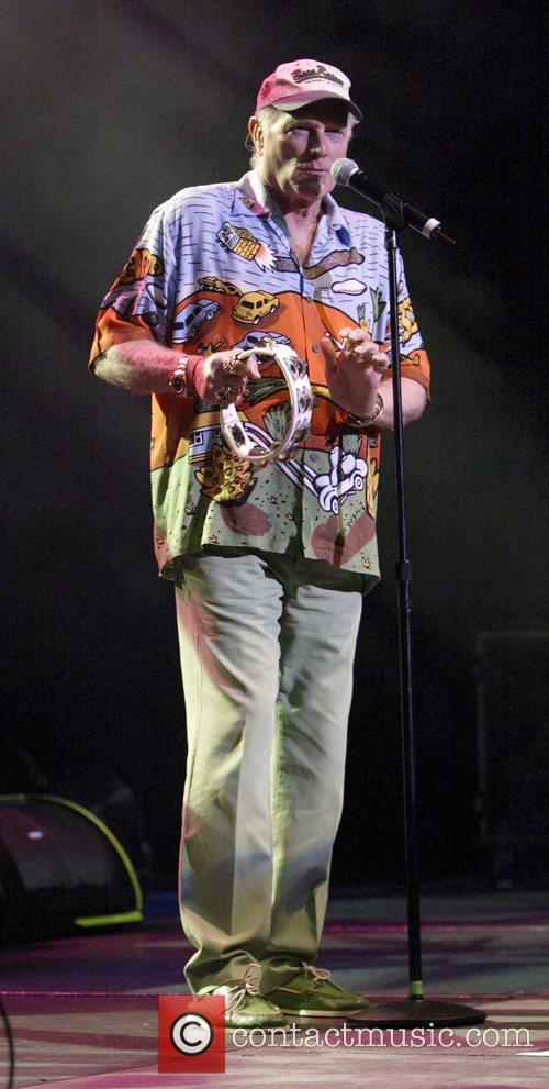 Mike Love The Beach Boys performing live in...