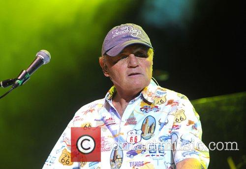 Bruce Johnston Beach Boys live at the Hammersmith...