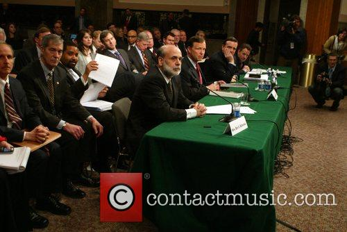 Panel 1 Bernanke, Cox, Steel, Geithert The Senate...