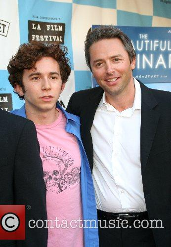 Aaron Himelstein and Guest 2007 Los Angeles Film...