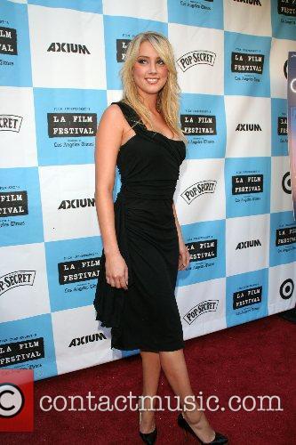 Amber Heard 2007 Los Angeles Film Festival -...