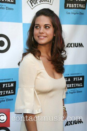 Lynday Fonseca 2007 Los Angeles Film Festival -...