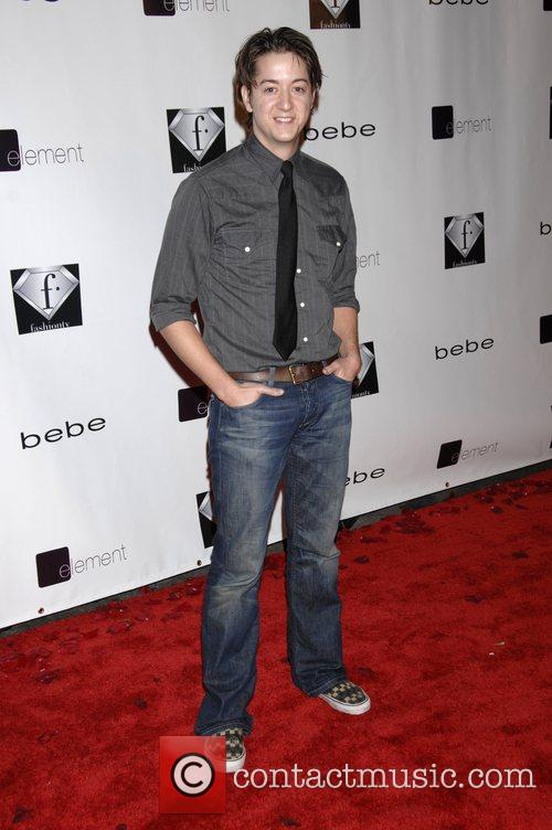 Bradford Anderson 'Celebrate the love' with the Bebe...