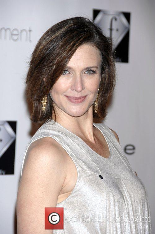 Brenda Strong 'Celebrate the love' with the Bebe...
