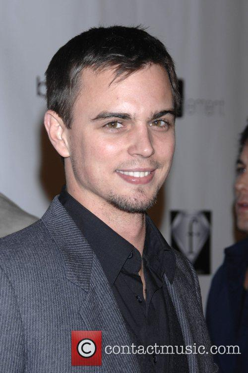 Darin Brooks and Bebe Lingerie 3