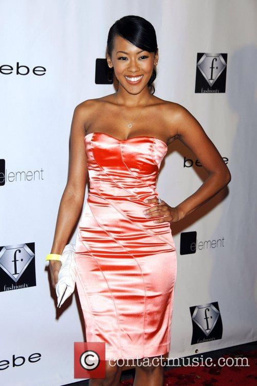 Denise Lawton 'Celebrate the love' with the Bebe...