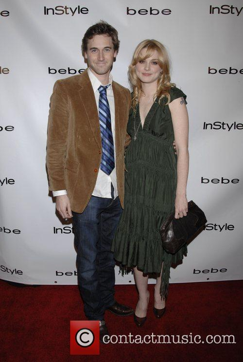 Alex Brickenbridge and Guest Bebe and InStyle Magazine...