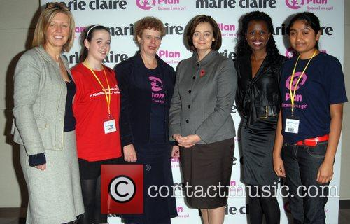Cherie Blair and June Sarpong 2