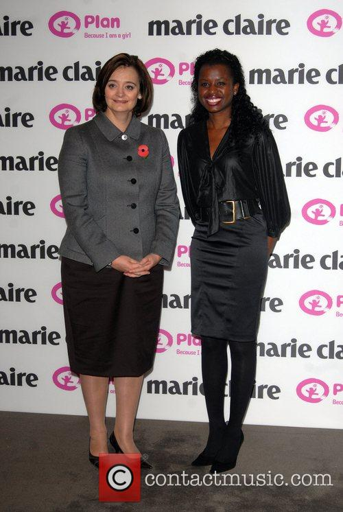 Cherie Blair and June Sarpong 3