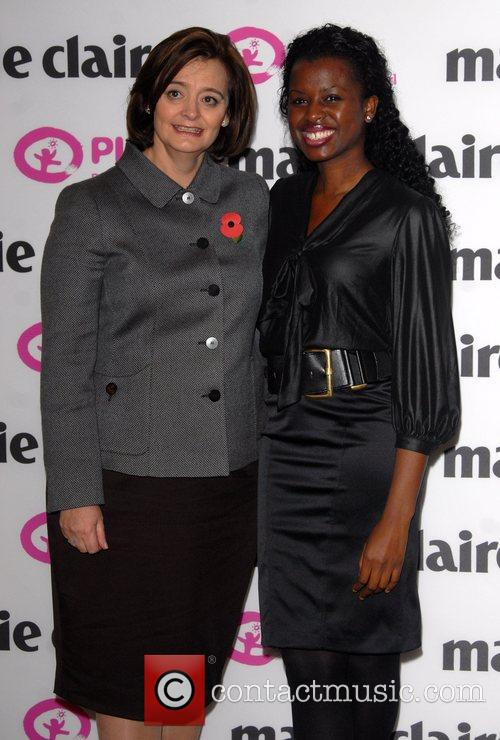 Cherie Blair and June Sarpong 6