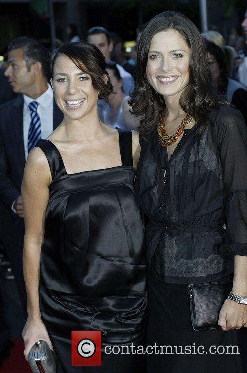 Kate Ritchie and Kylie Watson 'Foxtel Is Football'...