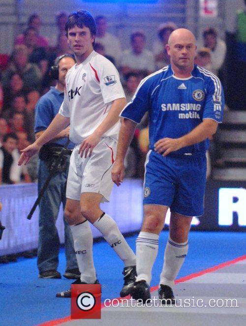 Ross Kemp, David Beckham