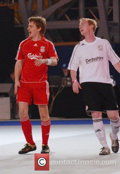 Euan Blair and David Beckham 4
