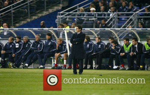 Fabio Capello France v England - International Friendly...