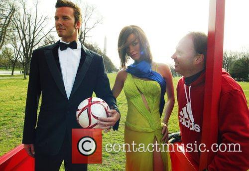 David Beckham and Victoria Beckham 6