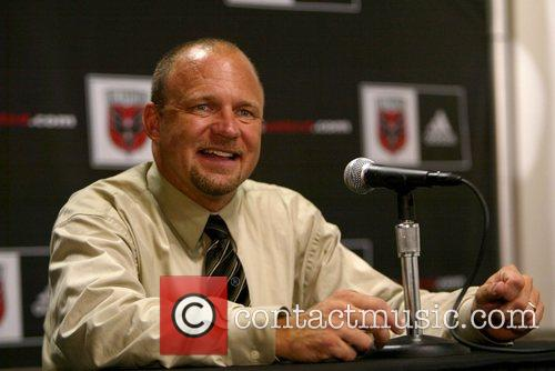 DC United coach Tom Soehn Press conference held...