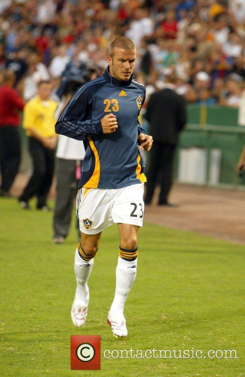 David Beckham 28