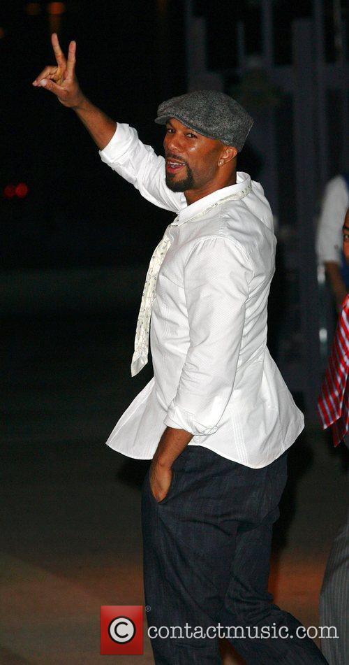 Common party to welcome David Beckham to LA...