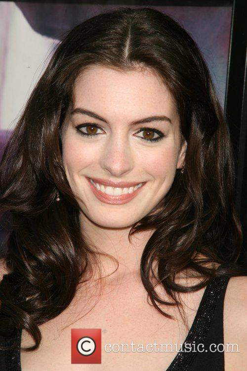 Anne Hathaway New York Premiere of 'Becoming Jane'...