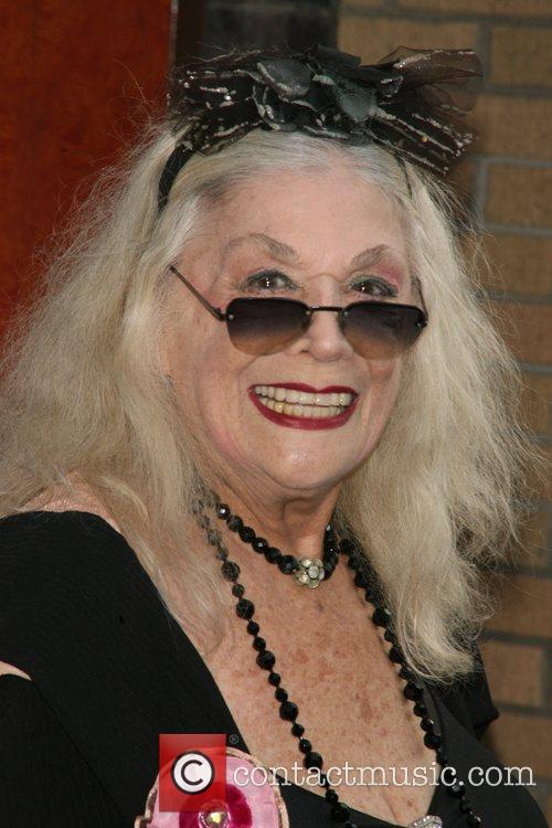 Sylvia Miles New York Premiere of 'Becoming Jane'...