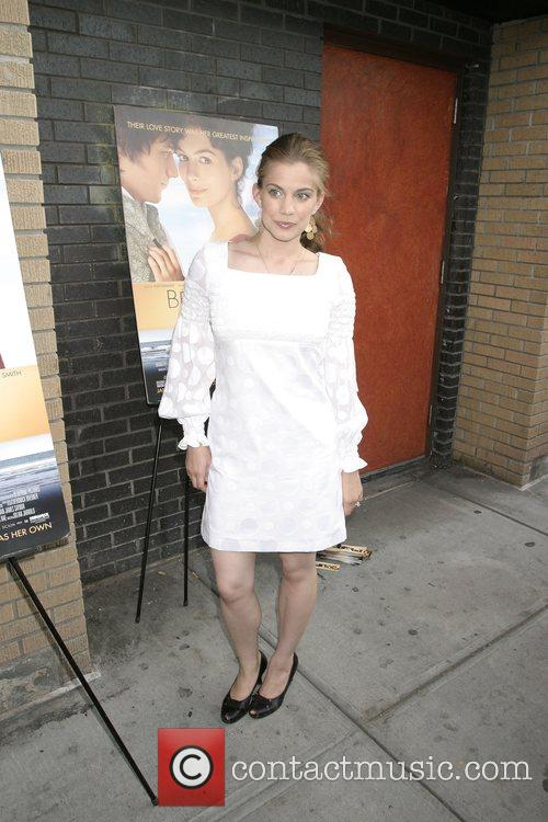 New York Premiere of 'Becoming Jane' held at...